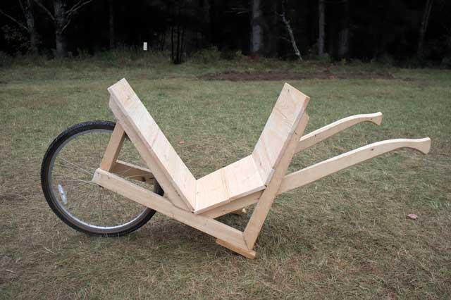 Carpentry Plans Online Firewood Wheelbarrow Plans